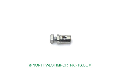 MGB Heater valve cable trunnion 62-80