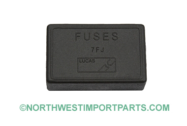 mgb fuse box cover 70 80 northwest import parts