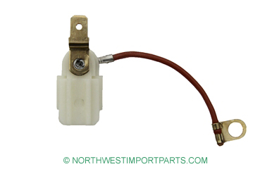 Midget Distributor side terminal lead 64-74