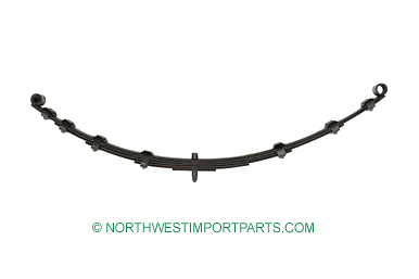 MG Midget Rear leaf spring 64-74