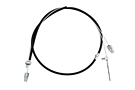 MGB Emergency brake cable 68-74.5