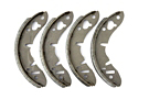 Midget Rear shoe set 63-79
