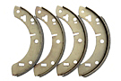 MGB Rear brake shoe set 62-80