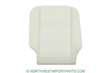 MGB Seat foam, left base 73-80
