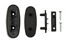 MGB Door mirror mounting kit 74-80