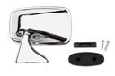 MGB Door mirror, Left 74-80