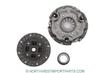Midget Clutch kit 75-79