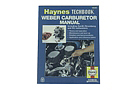 MGA Haynes Weber Carburetor manual