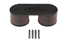 MGB K and N Air filter assembly 62-74