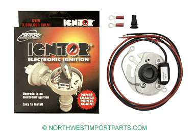 Midget Pertronix Ignitor electronic ignition conve