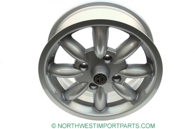 MGB Mini-lite style wheels 62-80