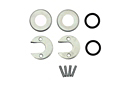 MGB Door lock retainer kit 65-80