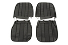 Midget Seat kit black 70-79