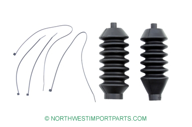 Midget Rack boot kit, pair 72-79