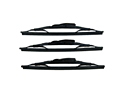 MGB Wiper Blades, all three 73-80