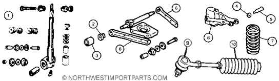 Northwest Car Parts Mg