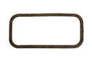 MGB Side plate gasket, cork 55-62