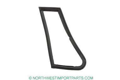 6.     MGB Vent window seal Right 62-80