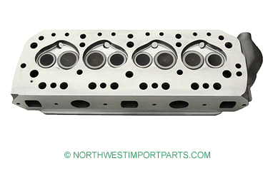 MGB Aluminum performance cylinder head - Northwest Import Parts