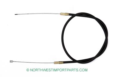 MG Midget />74 Accelerator cable AHA5746