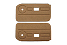 MGB Door panels 78-80 Beige, pair