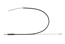 MGB Emergency brake cable 77-80