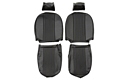 MGB Seat kit 70-72 Black