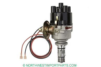 MGB Pertronix flame thrower distributor with electronic ignition ...
