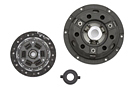 MGA Clutch kit, 3 pieces, Borg and Beck 55-61
