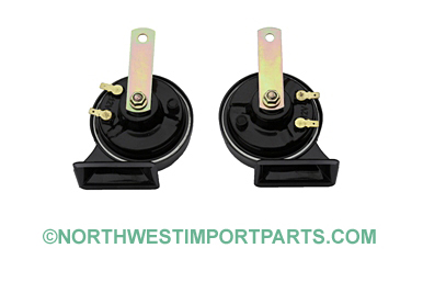 MGB Horns, pair 62-80