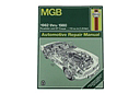 MGB Haynes repair manual 62-80