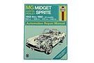 MG Midget Haynes repair manual 61-79