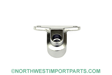 MGB Sunvisor outer metal bracket 77-80