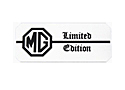 MGB Limited Edition badge 79-80