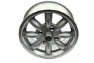 MGB Mini-Lite style 8 spoke alloy wheel 62-80
