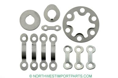 MGB Engine locktab set 62-80 - Northwest Import Parts