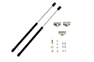 MGB Trunk dual gas strut lift kit 62-70