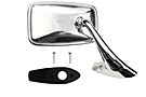 MGB Door mirror, Right 68-73